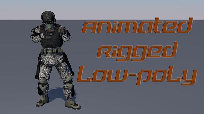 Soldier SWAT