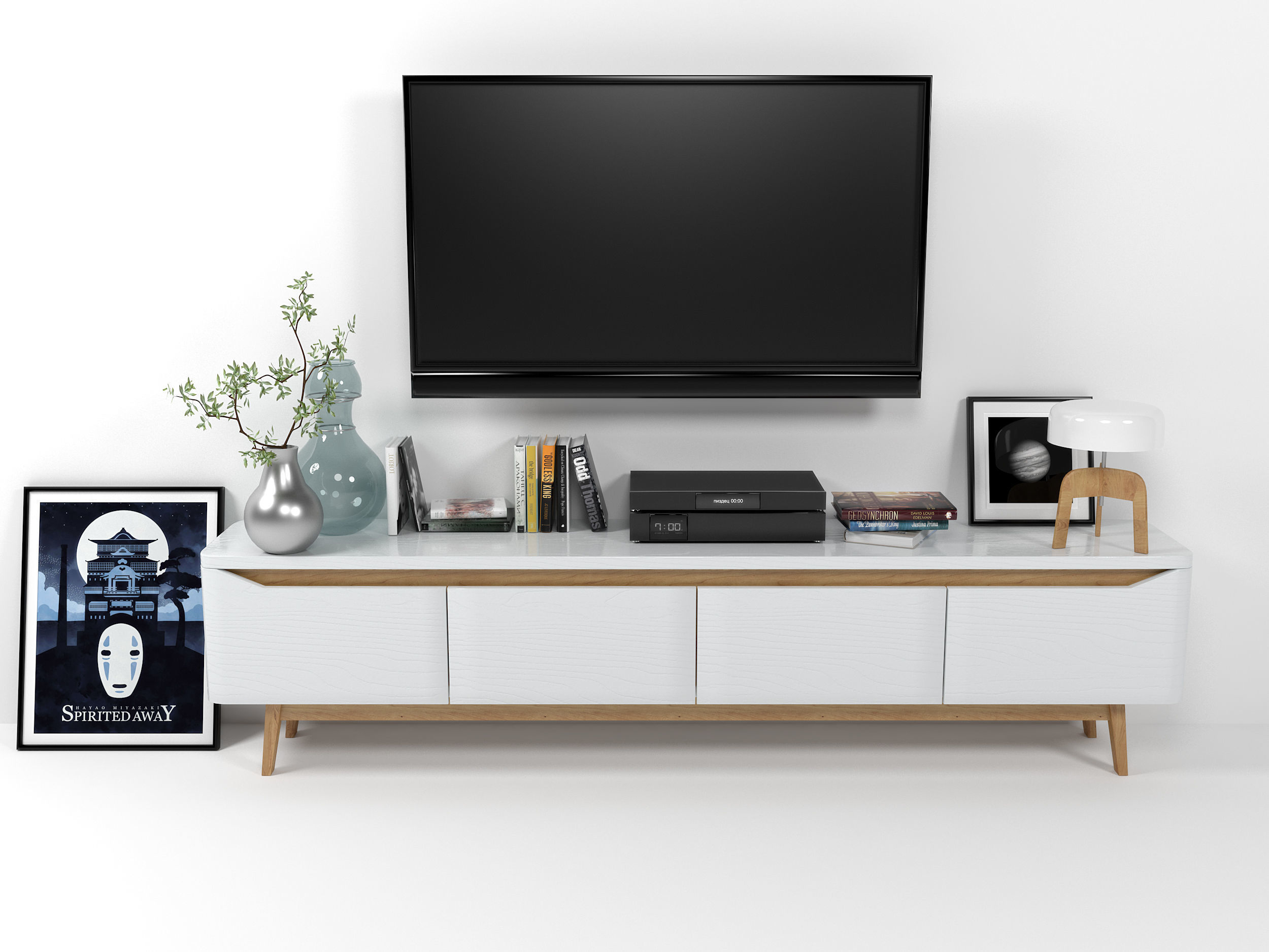 TV stand 1702