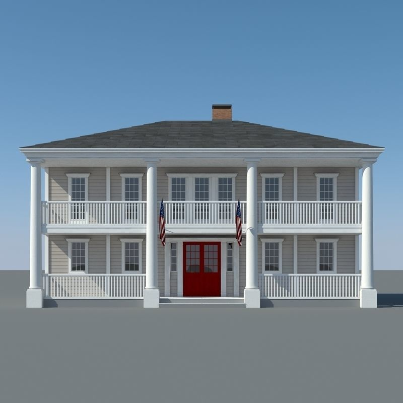 Colonial House 004