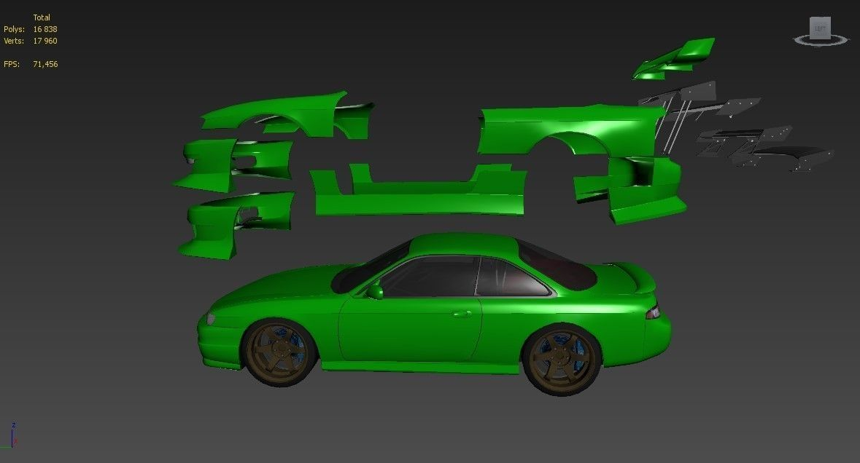 3d Modeling Tuning Car Studio Download Image Cherish Art