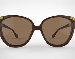 dolce and gabana sunglasses 3D model