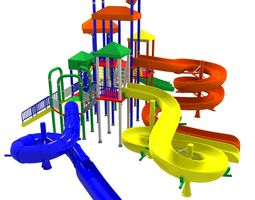 big toys playground 3d