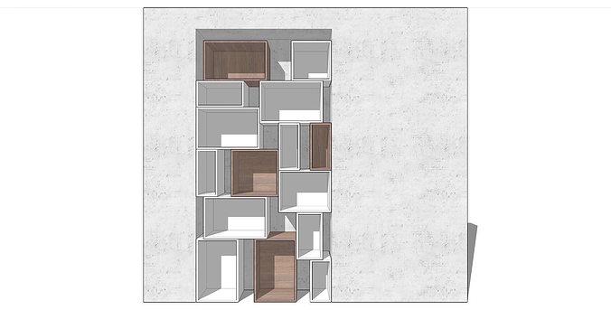 Shelf modules