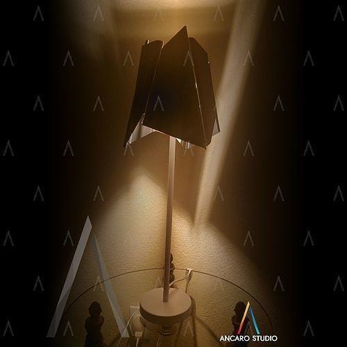 FRAGMENTO -3D PRINTED LAMP SHADE-