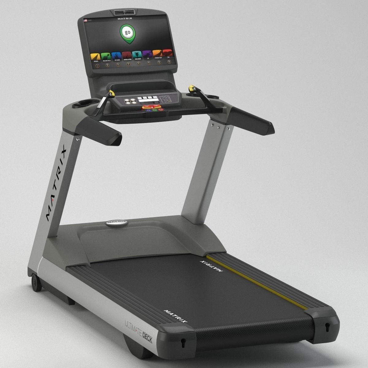 Gym Matrix T7xi Treadmill