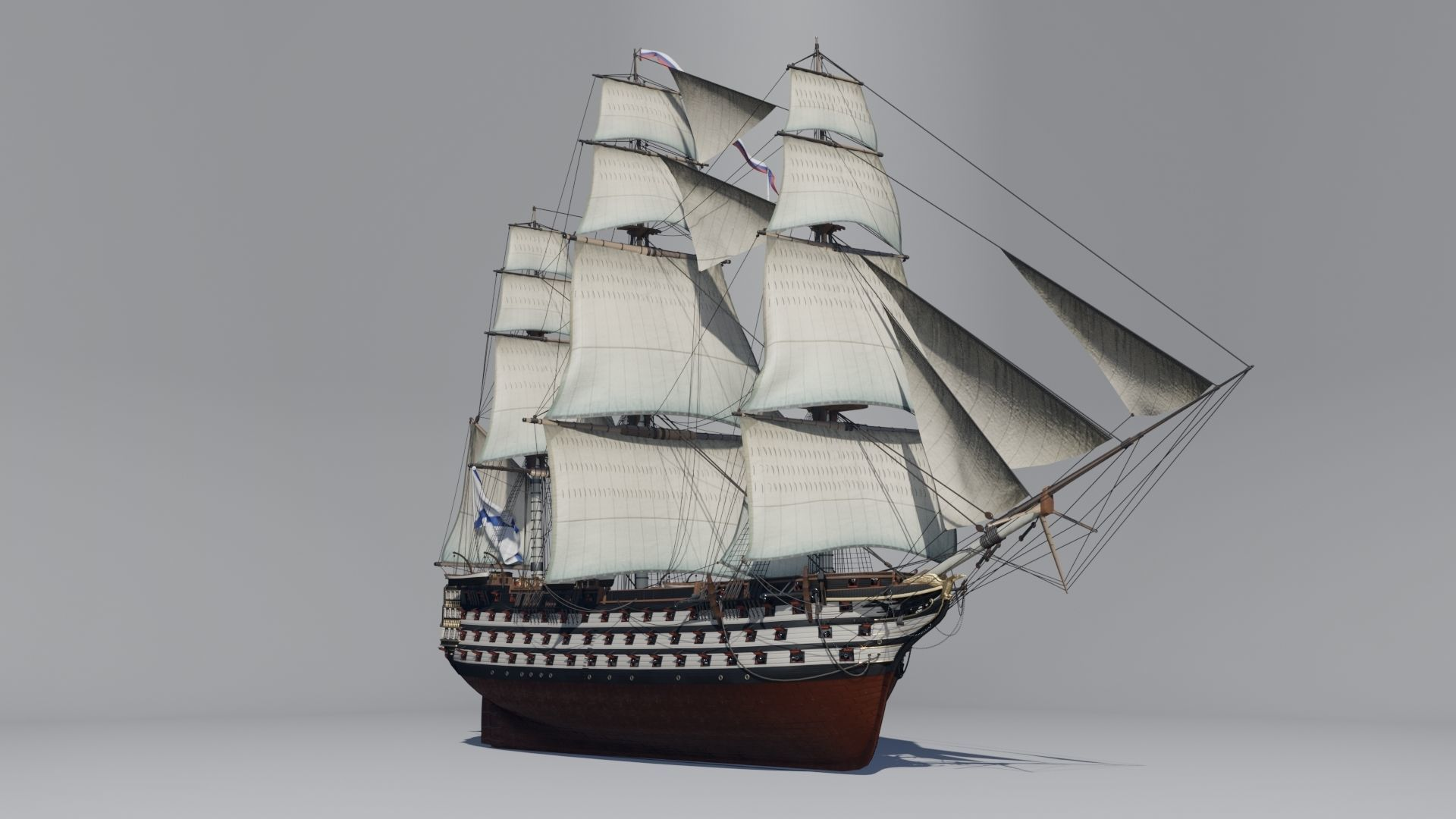 Twelve Apostles 1st line ship