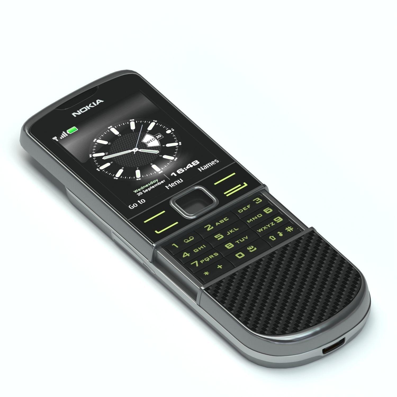 3d Nokia 8800 Arte Carbon Cgtrader