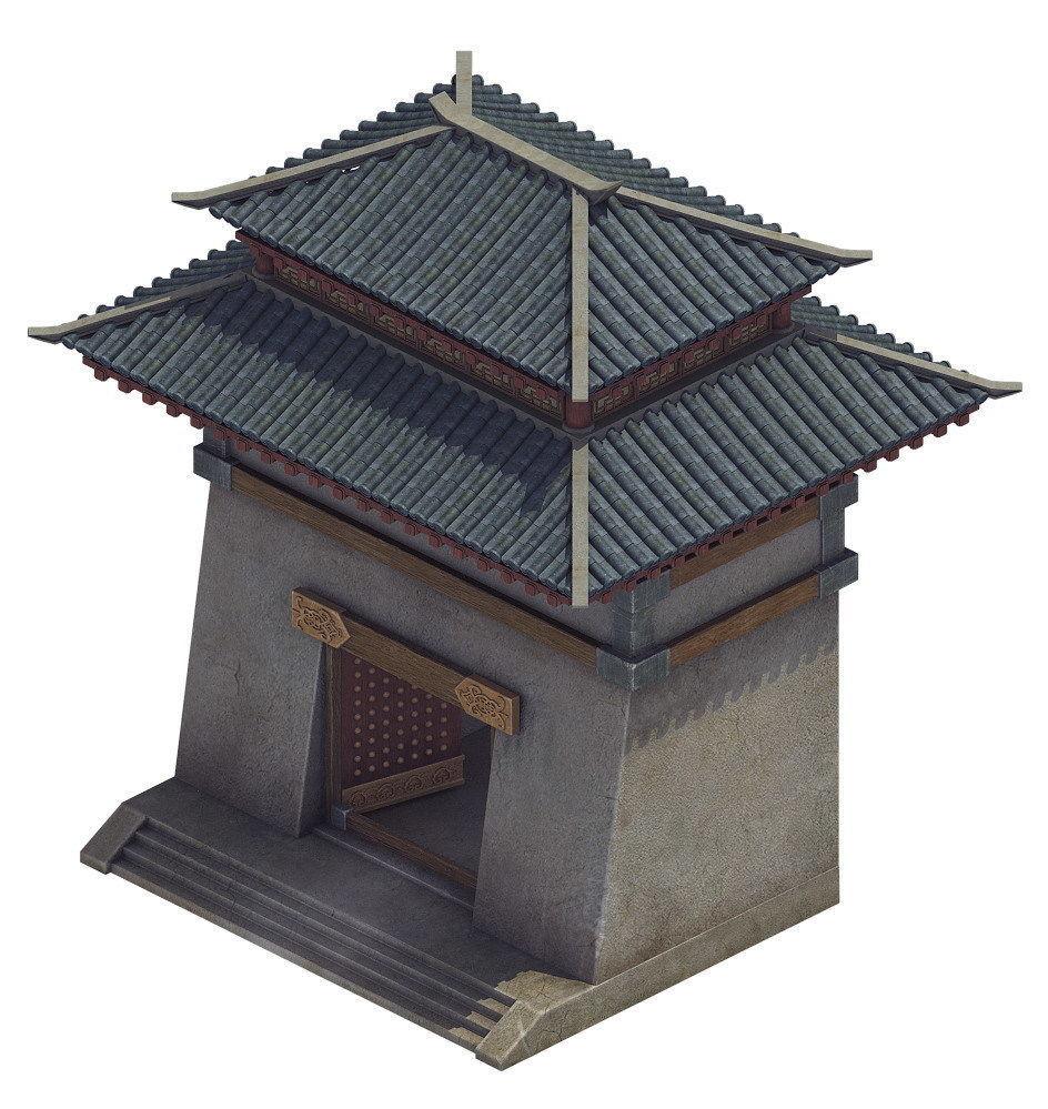 Palace - small door