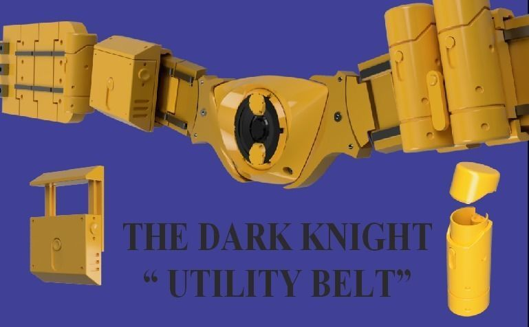 The Dark Knight Utility Belt