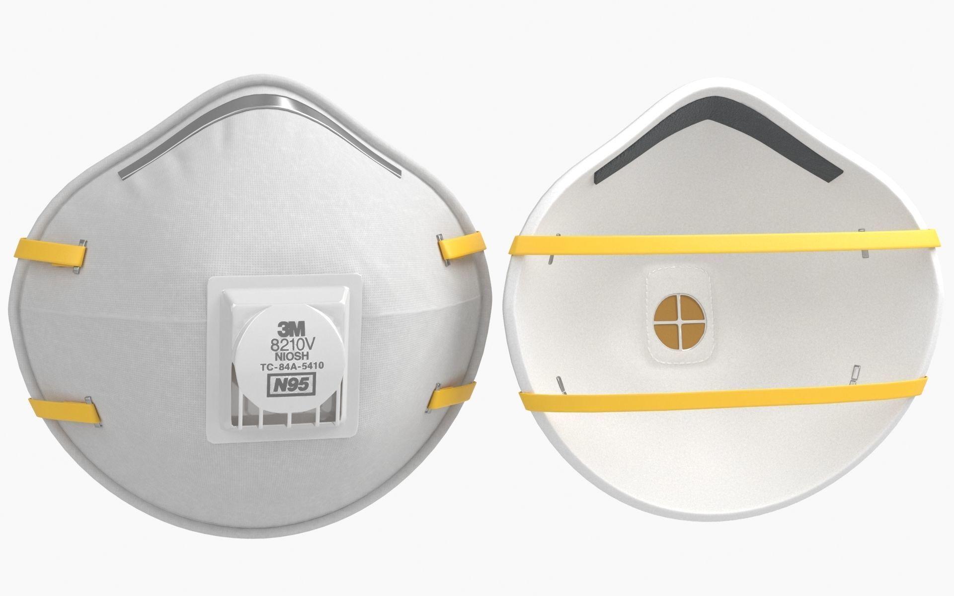 Mask Particulate Respirator 8210