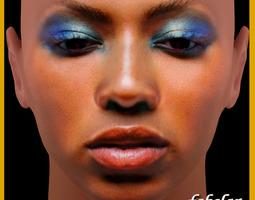 3D model Beyonce