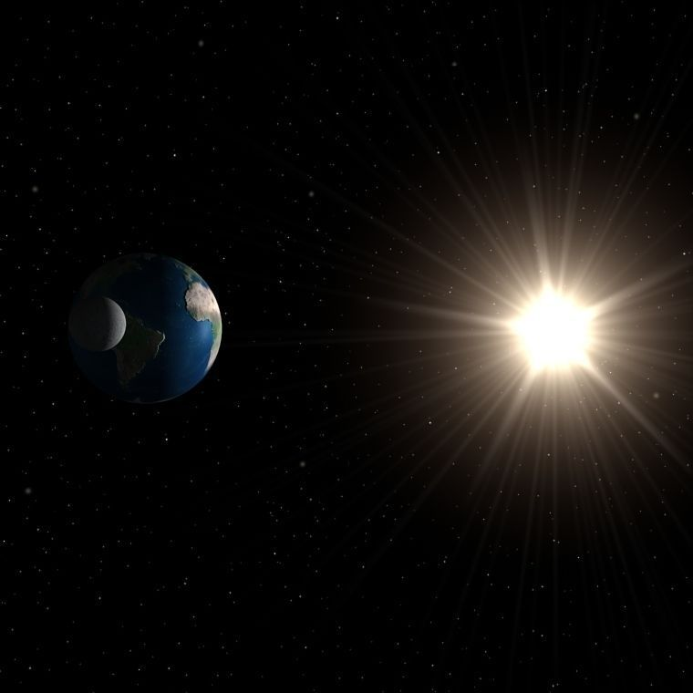 sun and planets 3d - photo #21