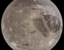 3D Ganymede
