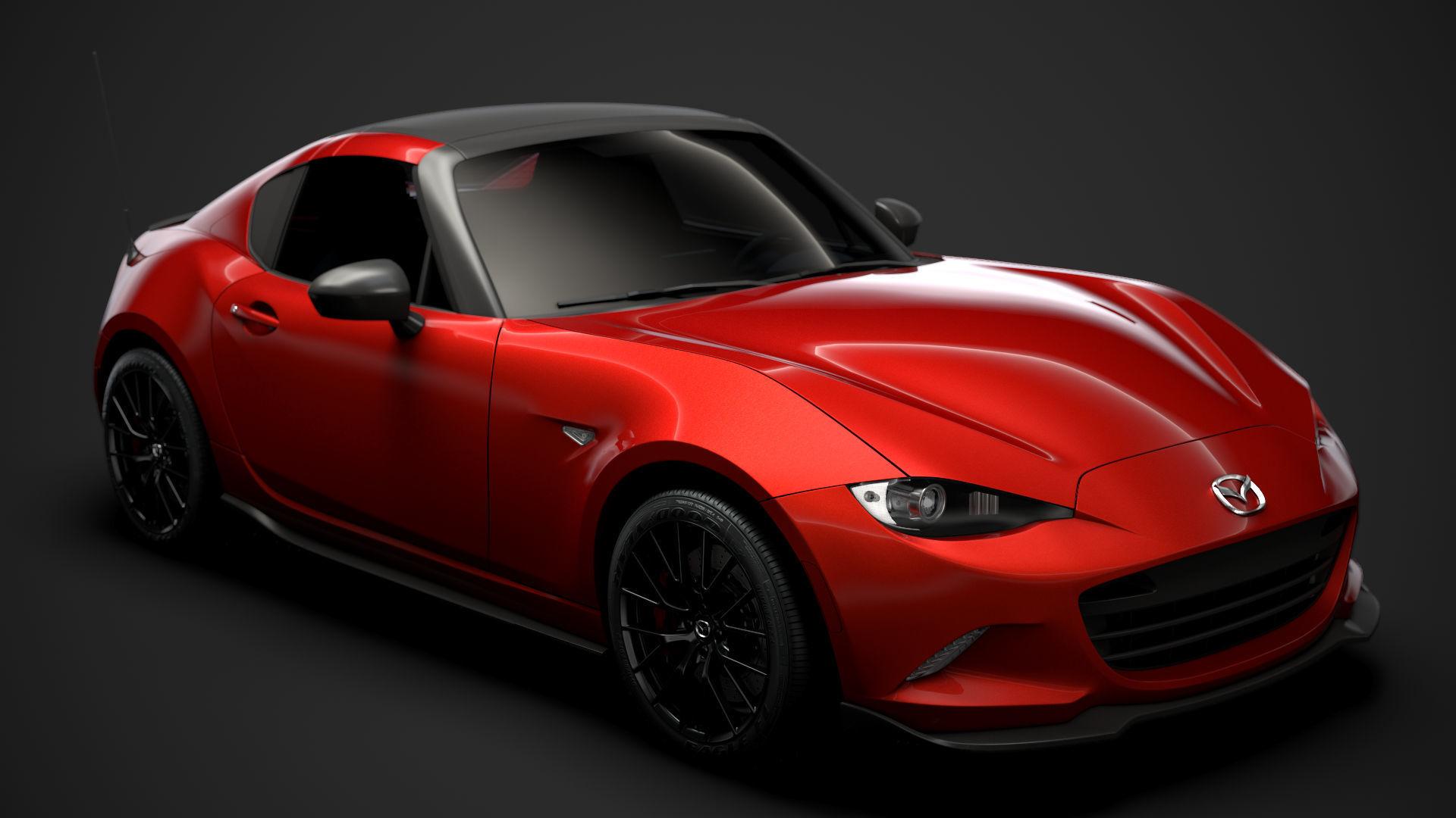 Mazda MX 5 RF Limited Edition 2020