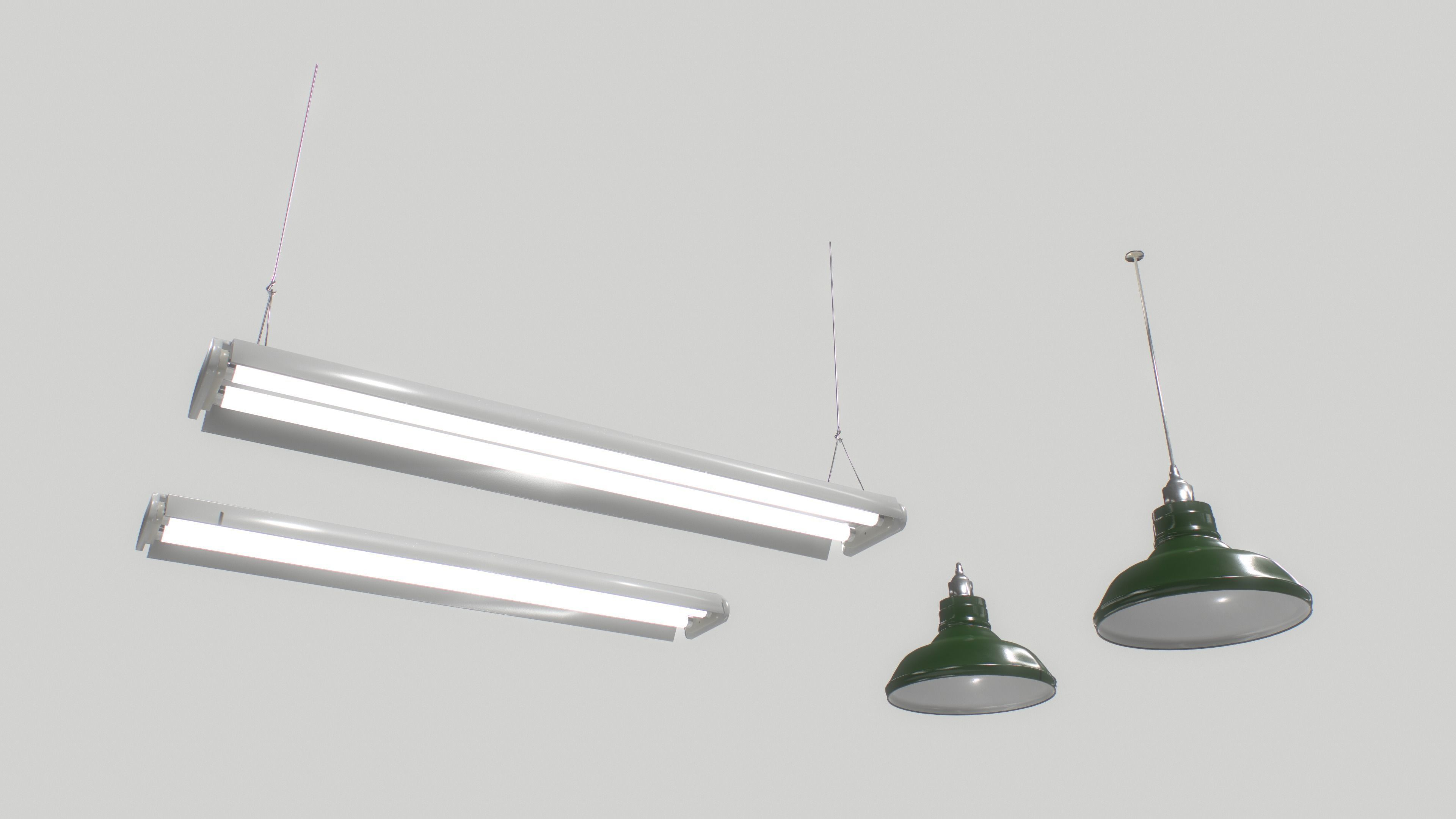 Industrial lights 3