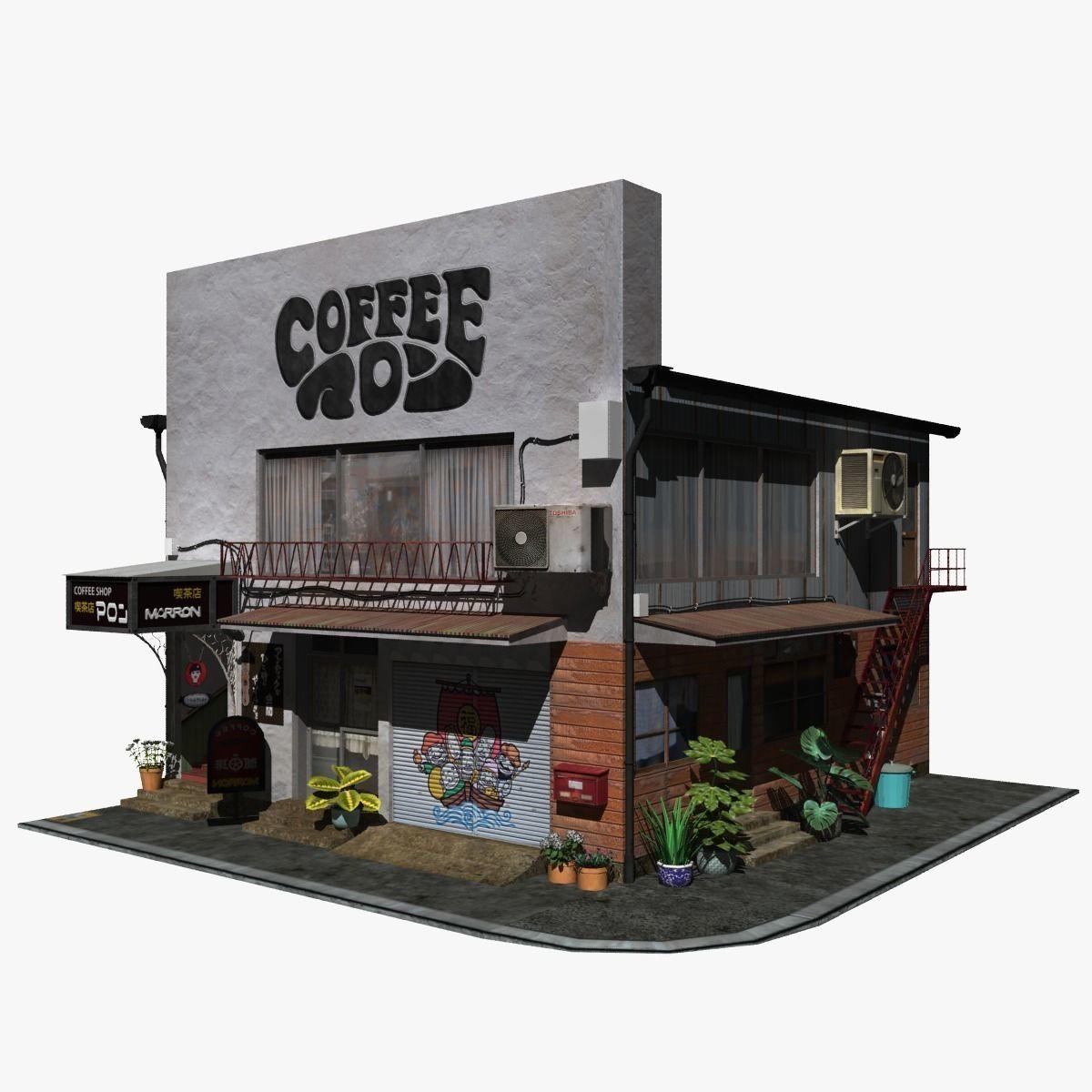 Marron Coffee Shop