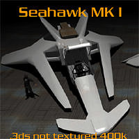 space ship model 3d model 3ds 1