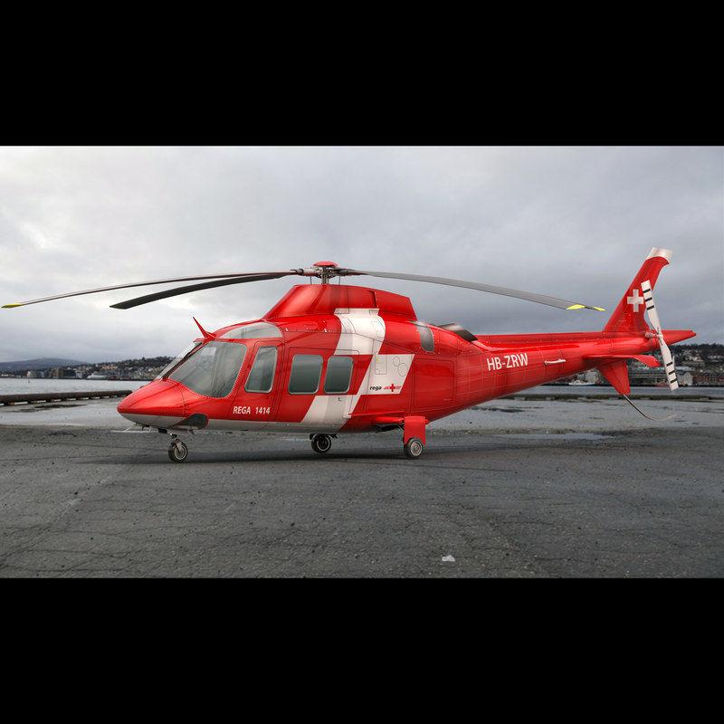 Agusta AW 109 Emergency