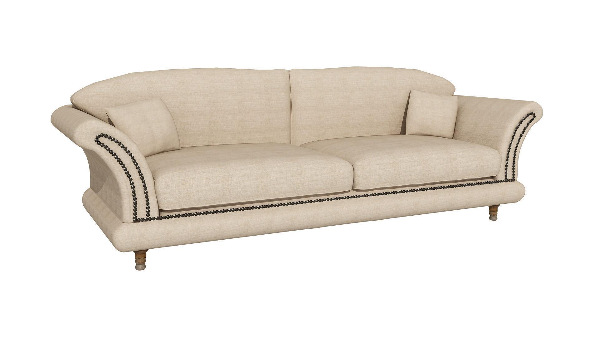 Modern sofa 237 3d model max for Sofa 3d model