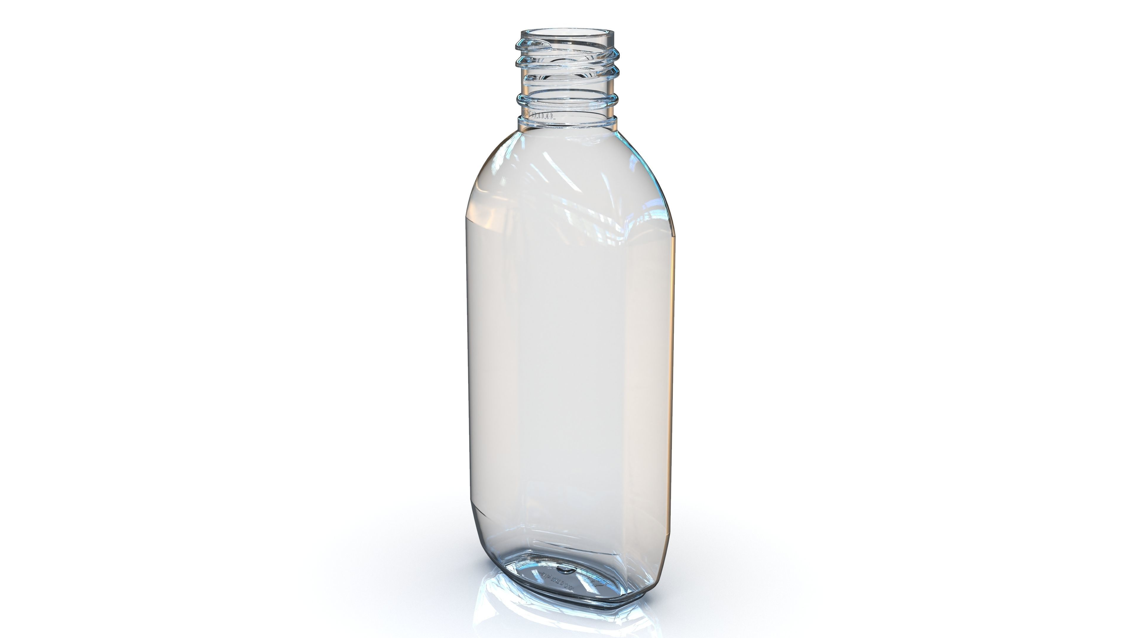 PET Bottle SP - 415 - 20 - M - BF 75 mL - for water - drinks