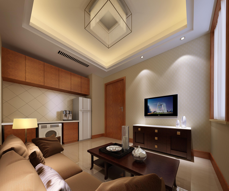 3D model luxurious Luxury bedroom