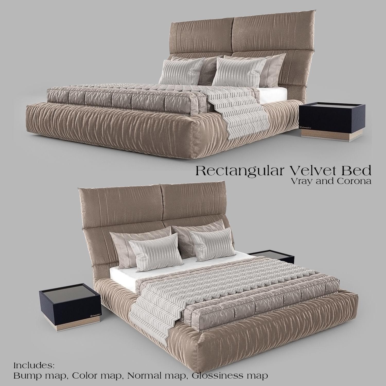 Visionnaire Bed Set