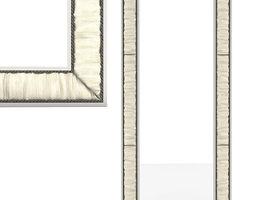 3D asset realtime Bruno Zampa Avantgarde Mirror
