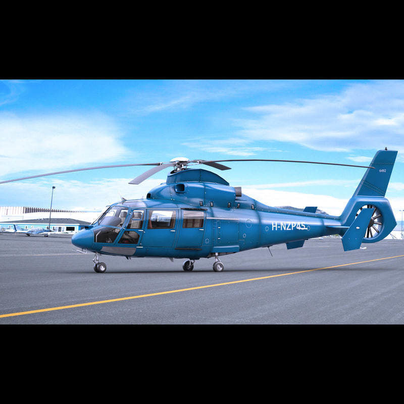 Eurocopter AS-365 Dauphin