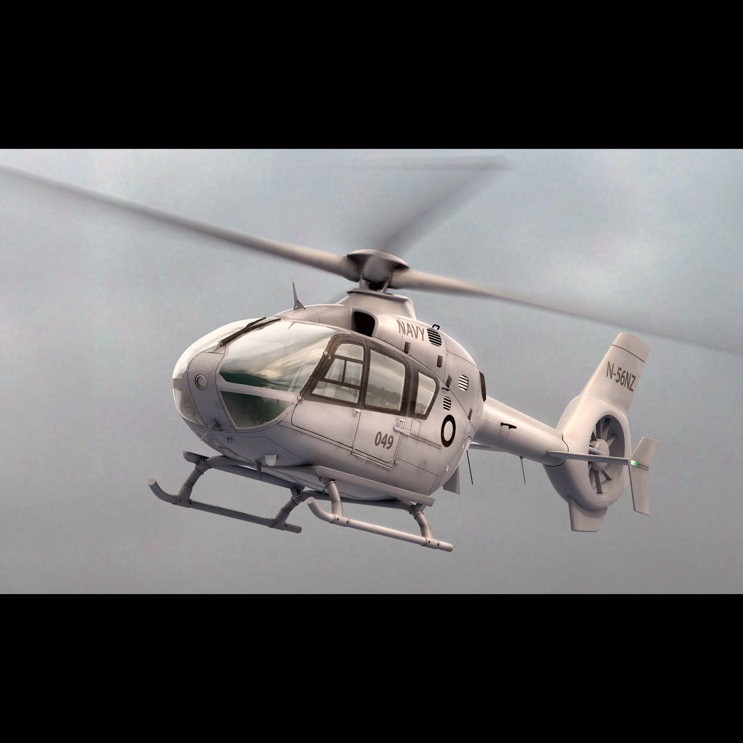 Eurocopter EC 135 Military Gray