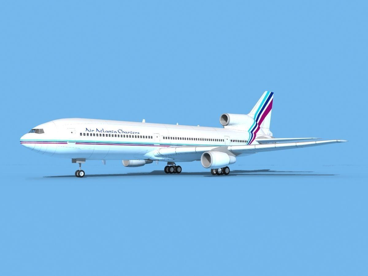 Lockheed L-1011 TriStar Air Atlanta