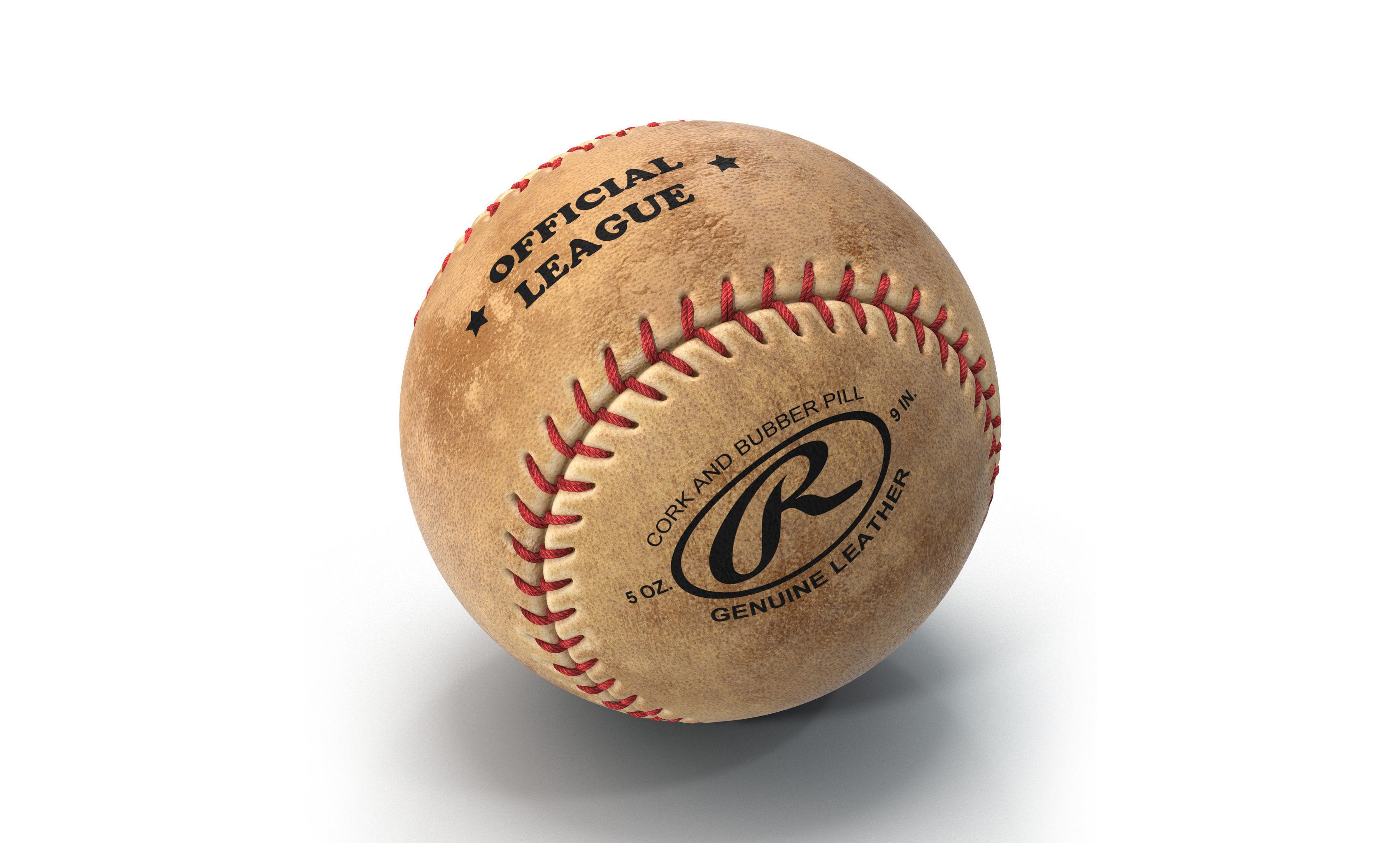 Baseball Ball Rawlings