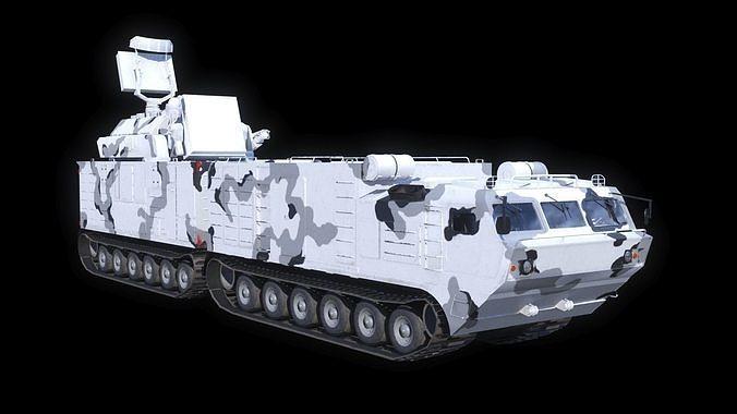 SA-15 Tor-M2DT