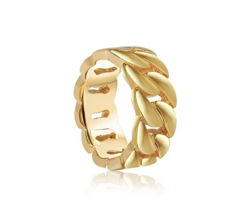 Cuba Chain Ring