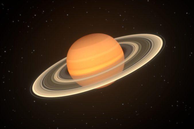 3d Solar Saturn Cgtrader