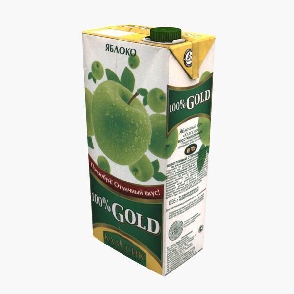 Juice 100 Percent Gold