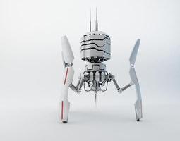 3D model Robot DRT200