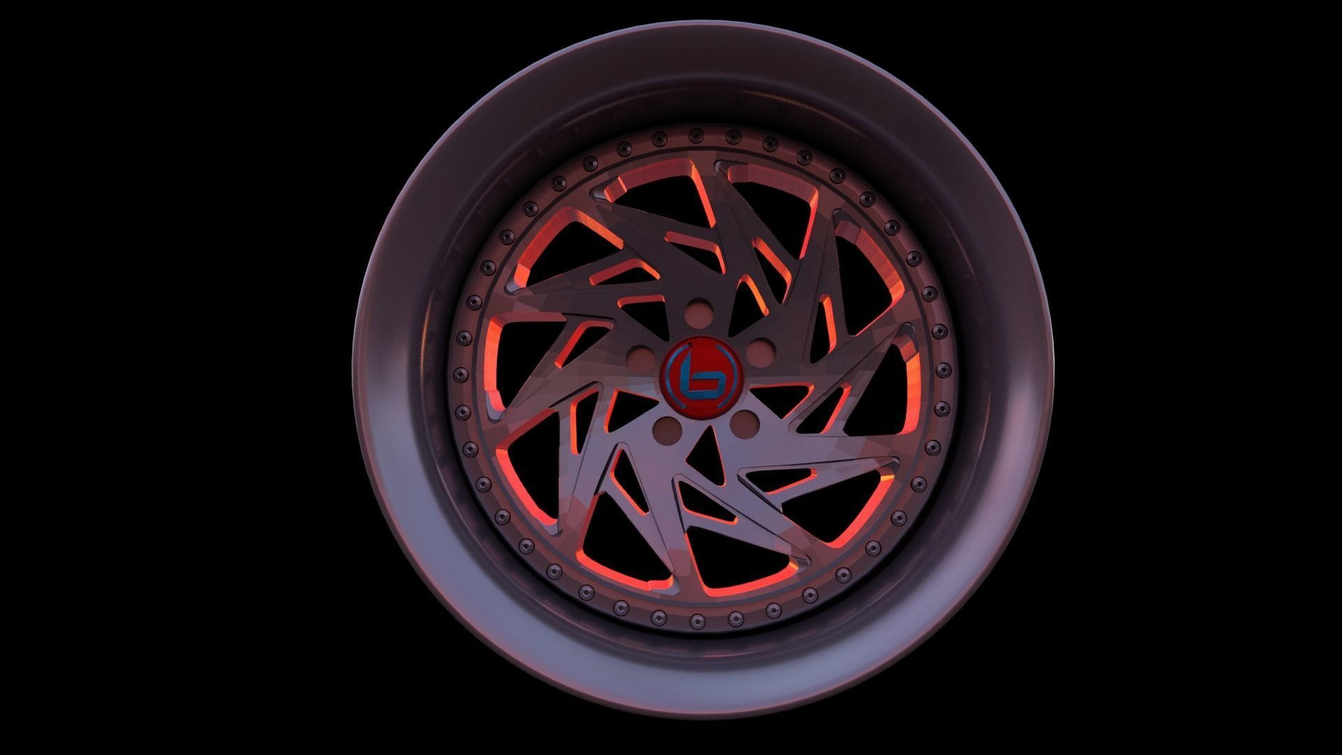 Car Wheel - Brada Tr-V