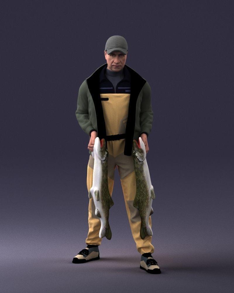 Fisherman 1102