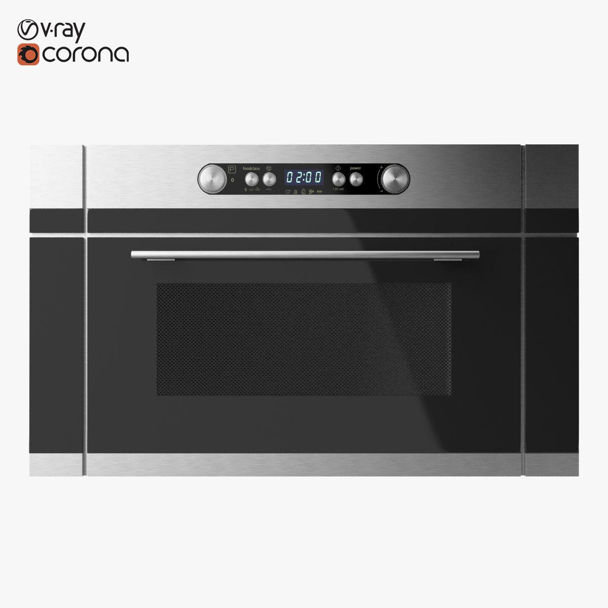 Nutid Microwave Oven