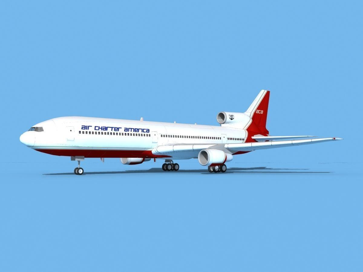 Lockheed L-1011 Air Charter America