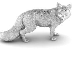 Little Fox 3D print model