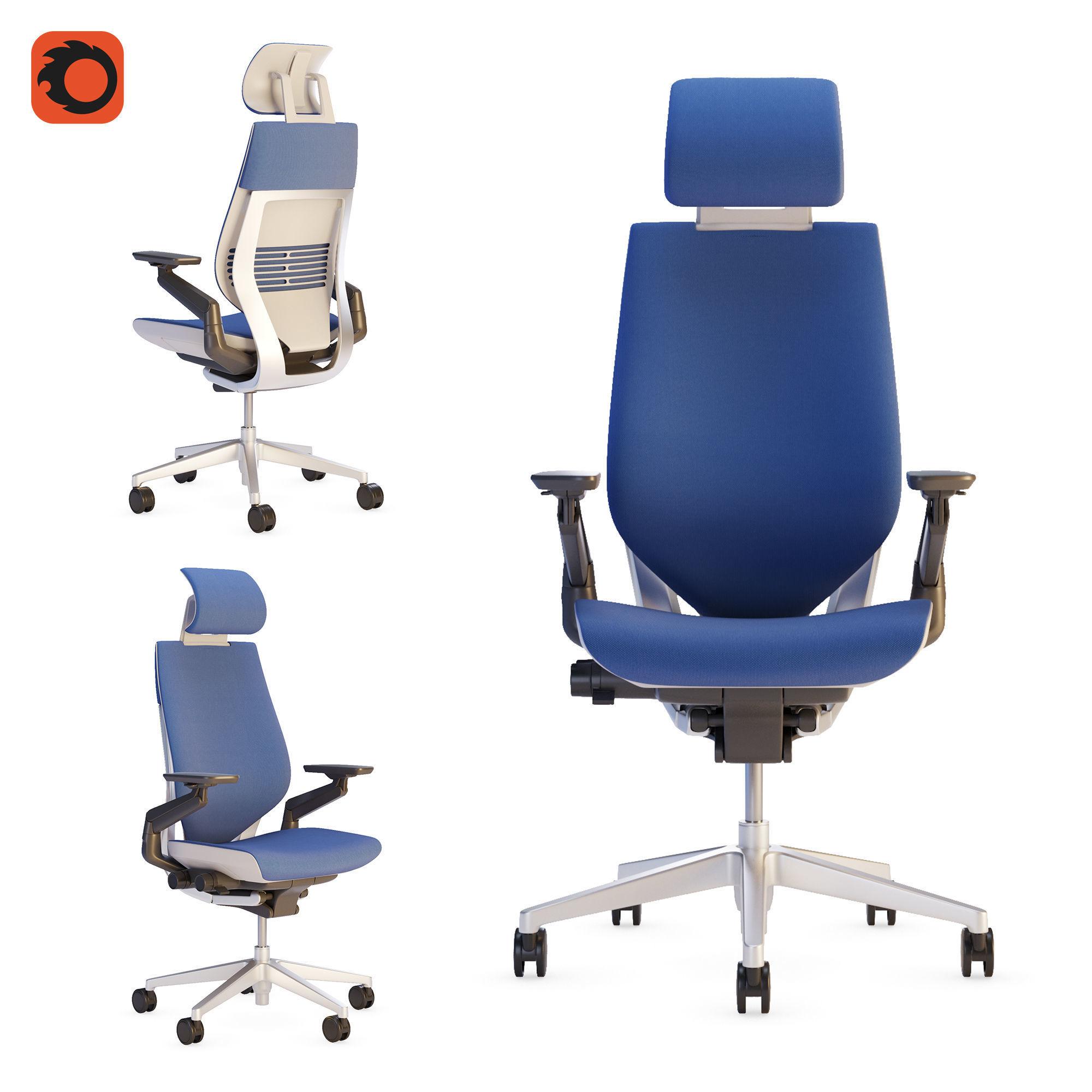 Steelcase - Office Chair Gesture