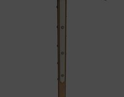 War Hammer 3D asset