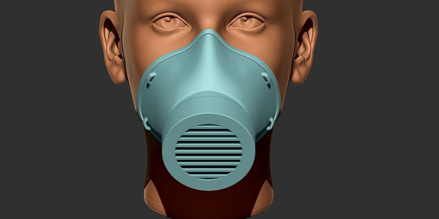 Mask Vendetta 3d stl models for 3d printing   CGTrader