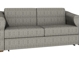 Modern couch 251 3D
