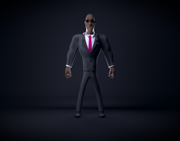 3D Bald Security