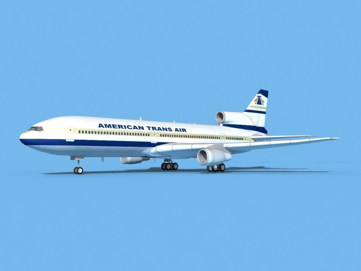 Lockheed L-1011 American Trans Air 1