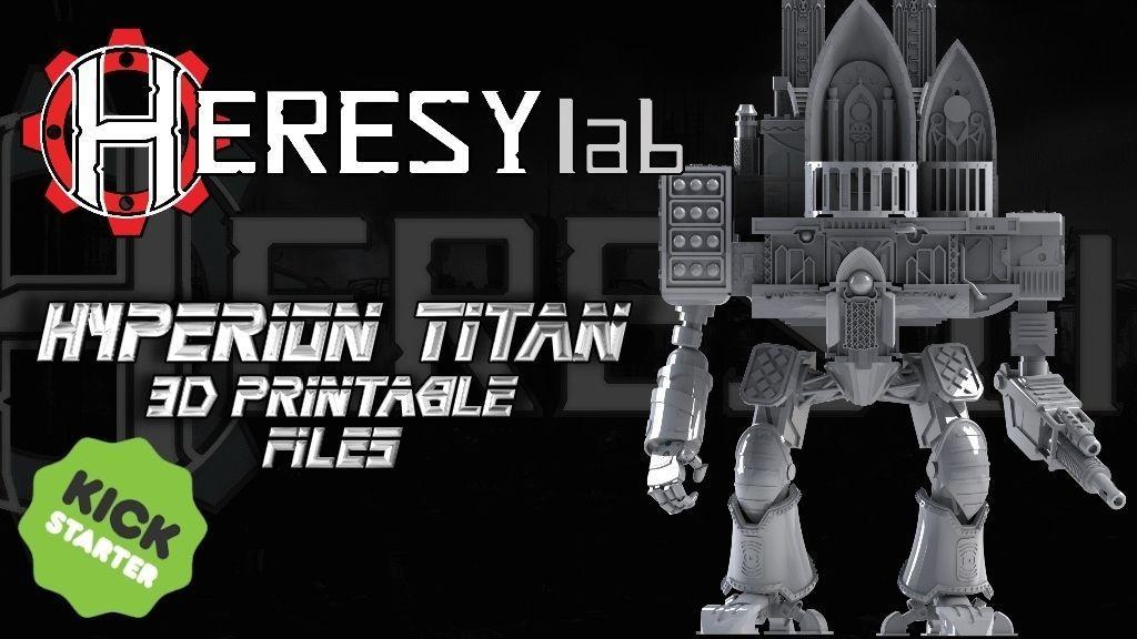 Heresylab - Imperial Titan