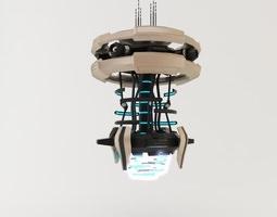 3D asset Robot N120