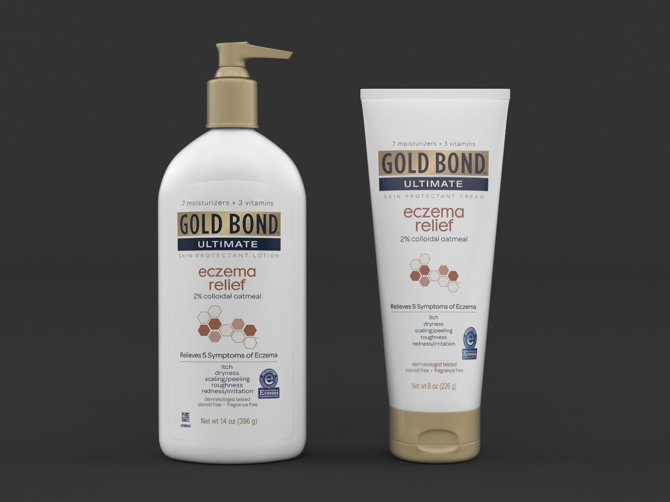 Gold Bond Ultimate Eczema Relief Lotion